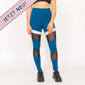 High Waist Leggings Mesh PUPPETRY blickdicht